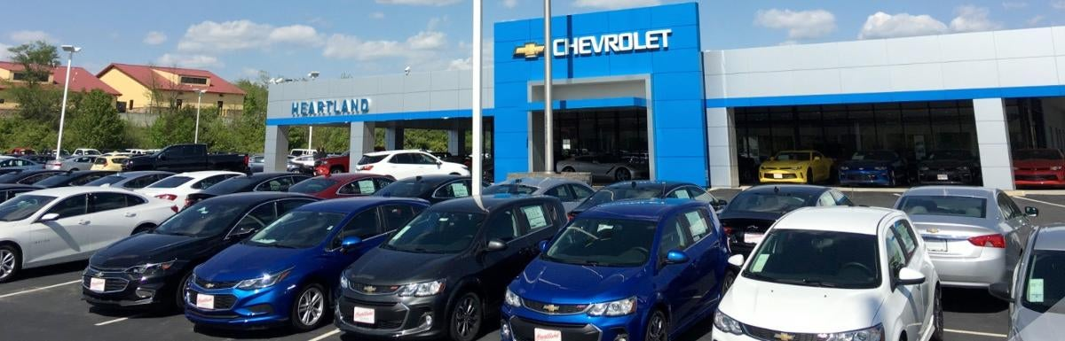 Chevrolet Dealer Near Kansas City Mo Heartland Chevrolet